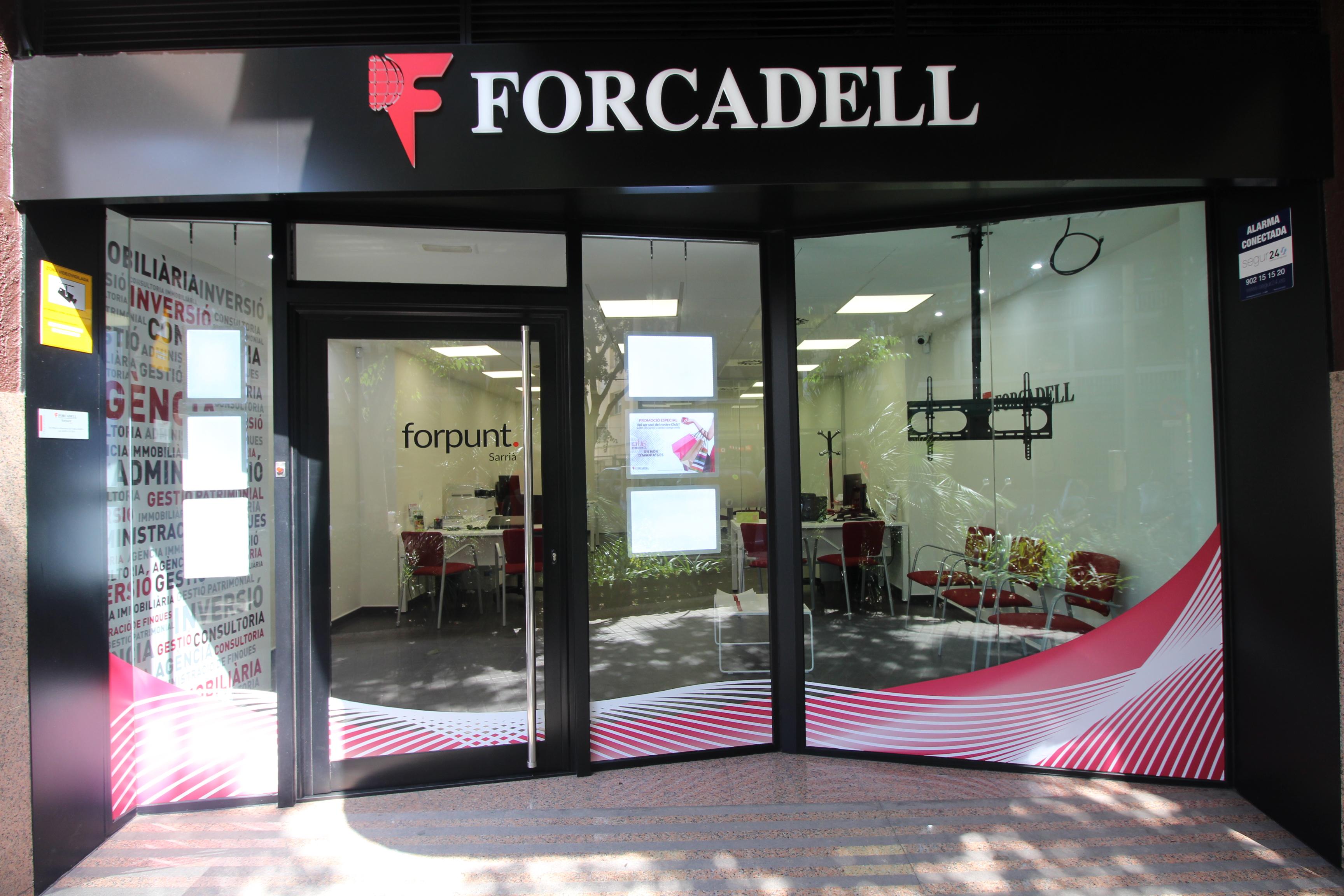 Not cies forcadell obre la seva 2na oficina forpunt a for Oficina de treball barcelona